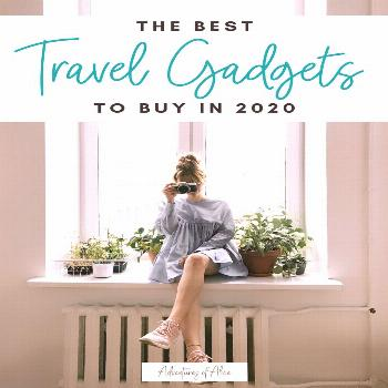 25 Best Travel Gadgets for 2020 That Will Save You in Any Emergency Are you looking for the best tr