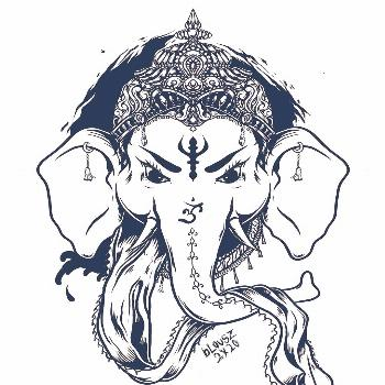 Ganesha (Ganapati) Available for commision work Just hit me :  ghosal993@