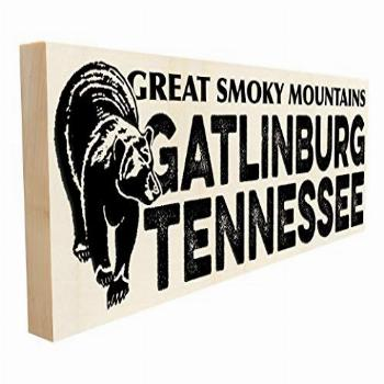 Great Smoky Mountains. Gatlinburg, TN Hand-Crafted in