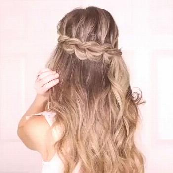 Quick And Easy Hair Tutorials ������